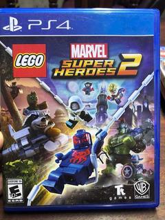 Juegos Ps4. Súper Héroes 2 Lego