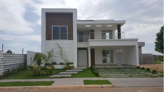 Casa Em Condomínio Para Venda Em Cuiabá, Condomínio Florais Cuiabá Residencial, 4 Suítes, 6 Banheiros, 4 Vagas - 842639