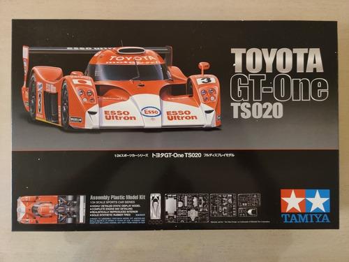 Tamiya Toyota Gt-one Ts020 Escala 1/24