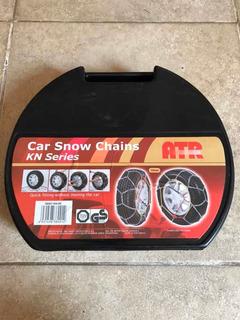 Cadenas De Auto Para Nieve