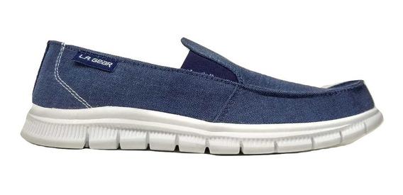 Zapatillas Panchas Lagear Easy Azul Hombre ¡¡envío Gratis!!!