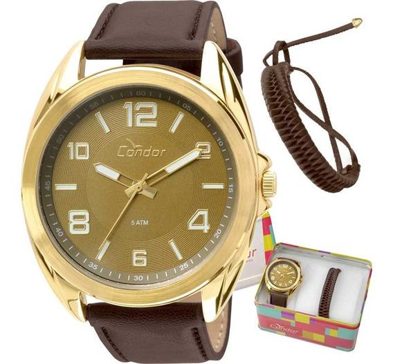 Relógio Condor Unissex - Co2035klu/k4x