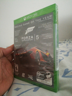 Forza Motorsport 5 Racing Game Of The Year Xbox One Nuevo