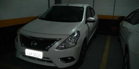 Nissan Versa 2018 1.6 16v Sl Unique Aut. 4p