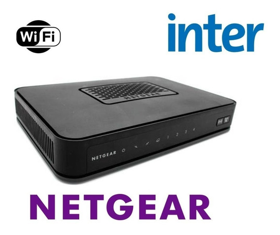 Cable Modem Wifi Inter Docsis 3.0 Router Wifi Intercable
