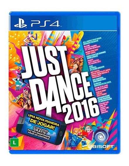 Just Dance 2016 Português Para Playstation 4