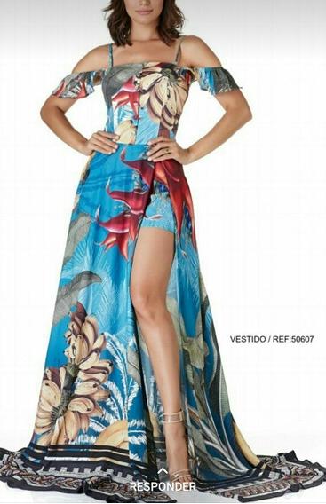 Vestido Julita Vanessa Lima Arraste Fotos