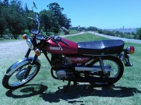 Yamaha Rdb 125