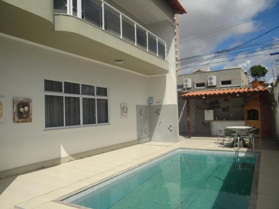 Casa À Venda, 300 M² Por R$ 770.000,00 - Água Fria - Fortaleza/ce - Ca1395