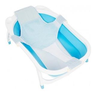 Infanti - Acb010 Hamaca Para Bañera Bubbles Azul