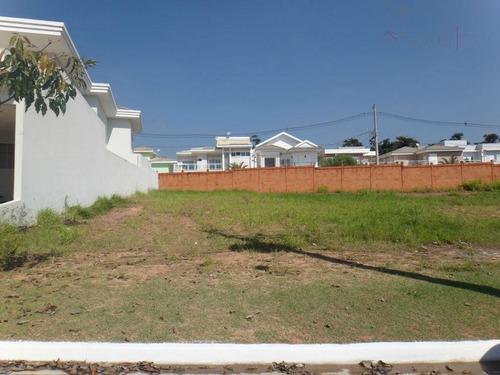 Terreno Condomínio Alto Padrão 369,81 M2 À Venda, Condomínio Belvedere I, Votorantim. - Te0071