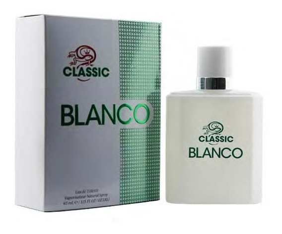 Classic Blanco Edt 100 Ml - The Preferred Collection