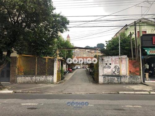 Imagem 1 de 9 de Terreno Comercial 851 M² Por R$ 1.900.000 - Penha - São Paulo/sp - Te0043