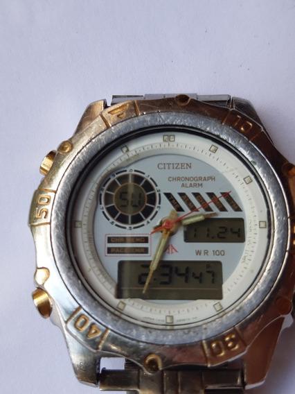 Relógio Citizen C430 Funcionando Perfeitamente- Usado