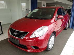 Nissan Versa 1.6 16v Flex Sv 4p Manual 2012/2013