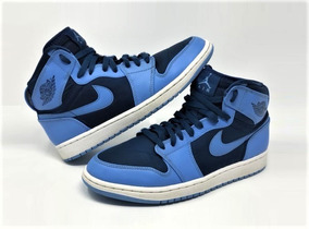 Jordan 1 Retro High Strap French Blue 342132-407 (zeronduty)