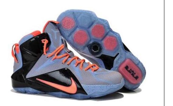 Tenis Nike Lebron 12