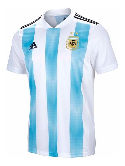 Camiseta adidas Selección Argentina Oficial 2017/2018