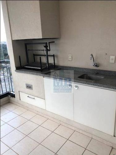 Apartamento Com 3 Dormitórios Para Alugar, 170 M² Por R$ 7.000,00/mês - Jardim Marajoara - São Paulo/sp - Ap3742