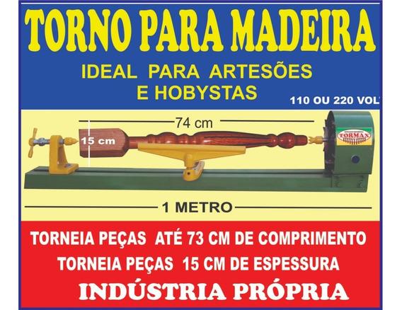 Torno De Madeira Para Artesanato 220 Volt