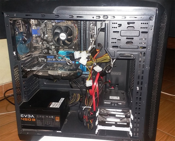 Pc Gamer Fx 8300 4.2 Ghz/ 1050ti / 1tb / 8gb / 3 Fans