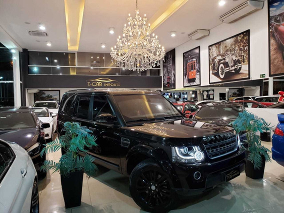 Land Rover Discovery 4 Se 4x4 Bi-turbo Diesel 2016 Blindada