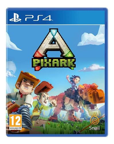 Juego Fisico Original Pixark Sony Playstation Ps4 Cuotas