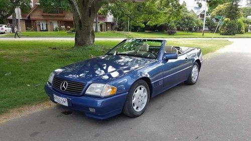 Mercedes-benz Clase Sl Sl 500 Cabrio Autom.