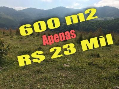 B01 Terreno De 600m² Prox A Atibaia Excelente Local P/ Pesca