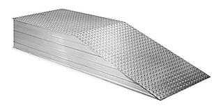 Rampa De Aluminio Para Elevacion De Llantas Carga 6804 Kg 4