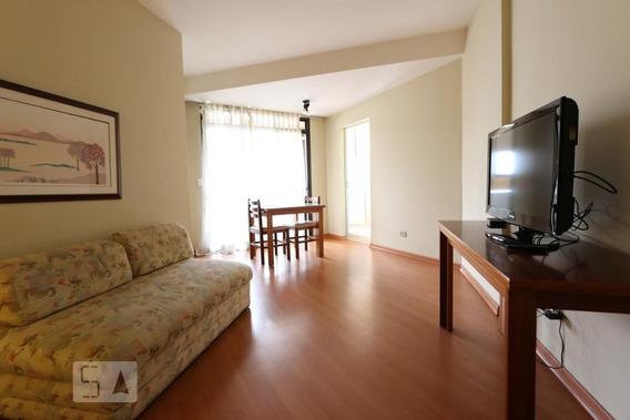 Apartamento No 2º Andar Mobiliado Com 1 Dormitório E 1 Garagem - Id: 892989826 - 289826