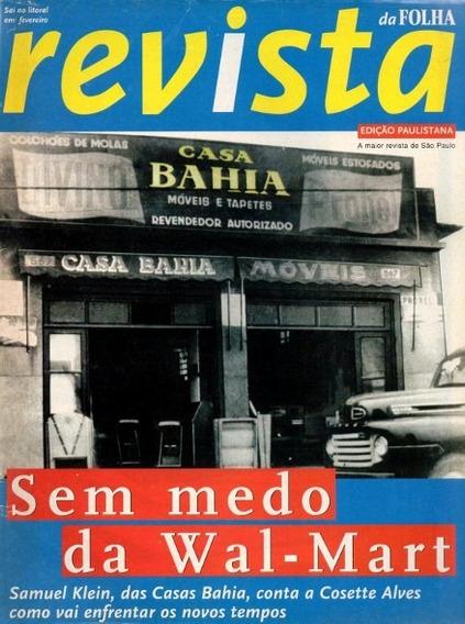 Folha 1996 Casas Bahia Alessandra Berriel Anthony Hopkins