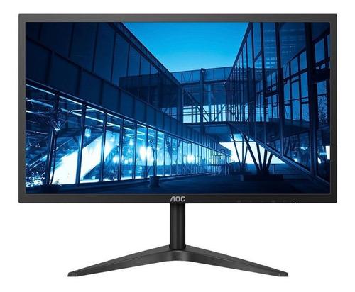 Monitor Led Aoc Tela 21.5 Widescreen Full Hd 1 Hdmi