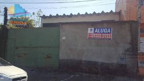 Imagem 1 de 15 de Barracão Para Alugar, 250 M² Por R$ 2.500,00/mês - Jardim São José - Campinas/sp - Ba0108