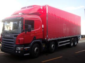 Scania P310 Automática Bitruck Completa 2018 0km