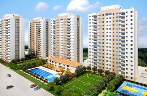 Imagem 1 de 21 de Apartamento 2 Quartos Barueri - Sp - Jardim Belval - 0626