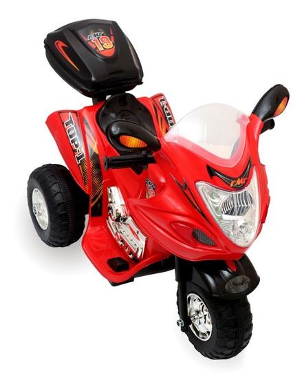 Moto A Bateria 6v Deportiva 3 Ruedas 20kg Love 3001 Cuotas
