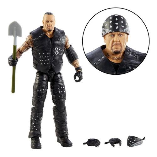 Imagen 1 de 4 de The Undertaker Elite Collection Wwe Series #85 Mattel