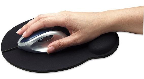 Mouse Pad Ergo Con Descansamuñecas De Gel Manhattan 4343 /vc