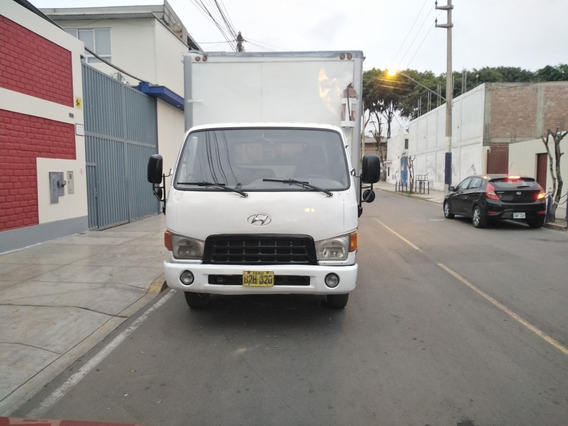 Hyundai H65 Furgon Cerrado
