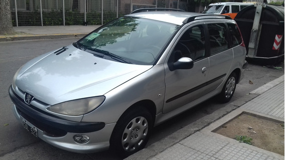 Peugeot 206 Familiar