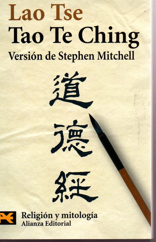 Tao Te Ching - Lao Tse - Alianza
