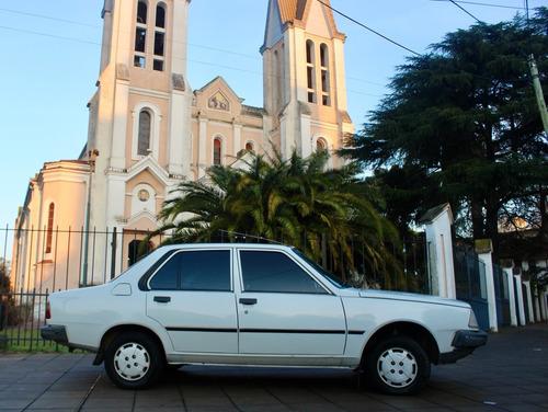 Imagen 1 de 15 de  Renault 18 Gtl  Aire Acondicionado Y Alza Cristales