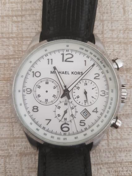 Relógio Michael Kors Na Caixa Original Masculino Preto