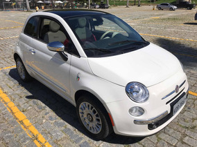 Fiat 500 1.4 16v Lounge Air Aut. 3p 2012