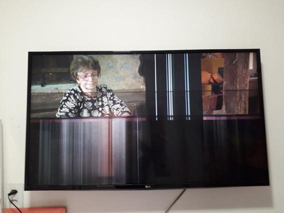 Smart Tv Lg Com Defeito Listra