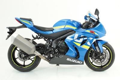 Suzuki Gsx R 1000 Abs 2020 Azul