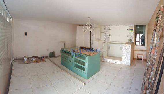 Loja Para Alugar, 30 M² Por R$ 1.400/mês - Joaquim Távora - Fortaleza/ce - Lo0005