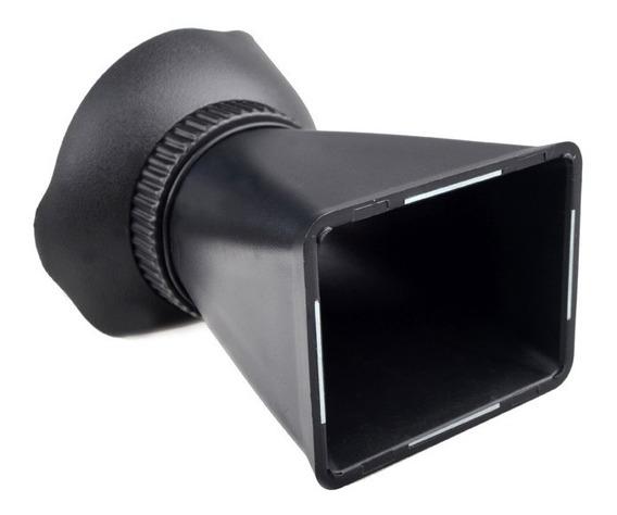 28 X 30 Lcd Visor V1 Extensor Para 7d 500 D 5dii Canon