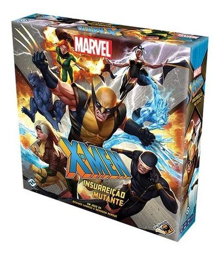 Imagem 1 de 4 de Insurreição Mutante Marvel X Men Board Game Galápagos Jogos
